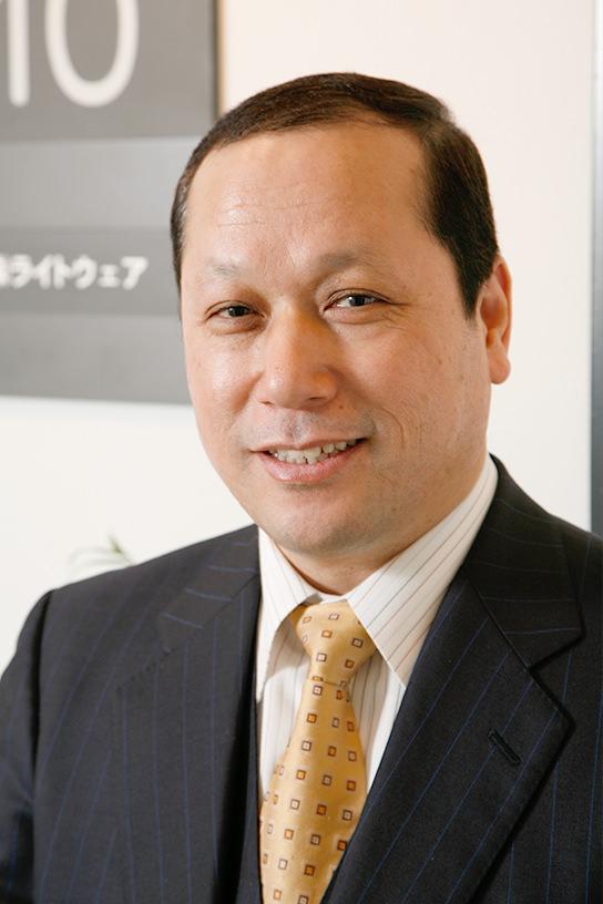 株式会社ライトウェア 代表取締役 平野 線治